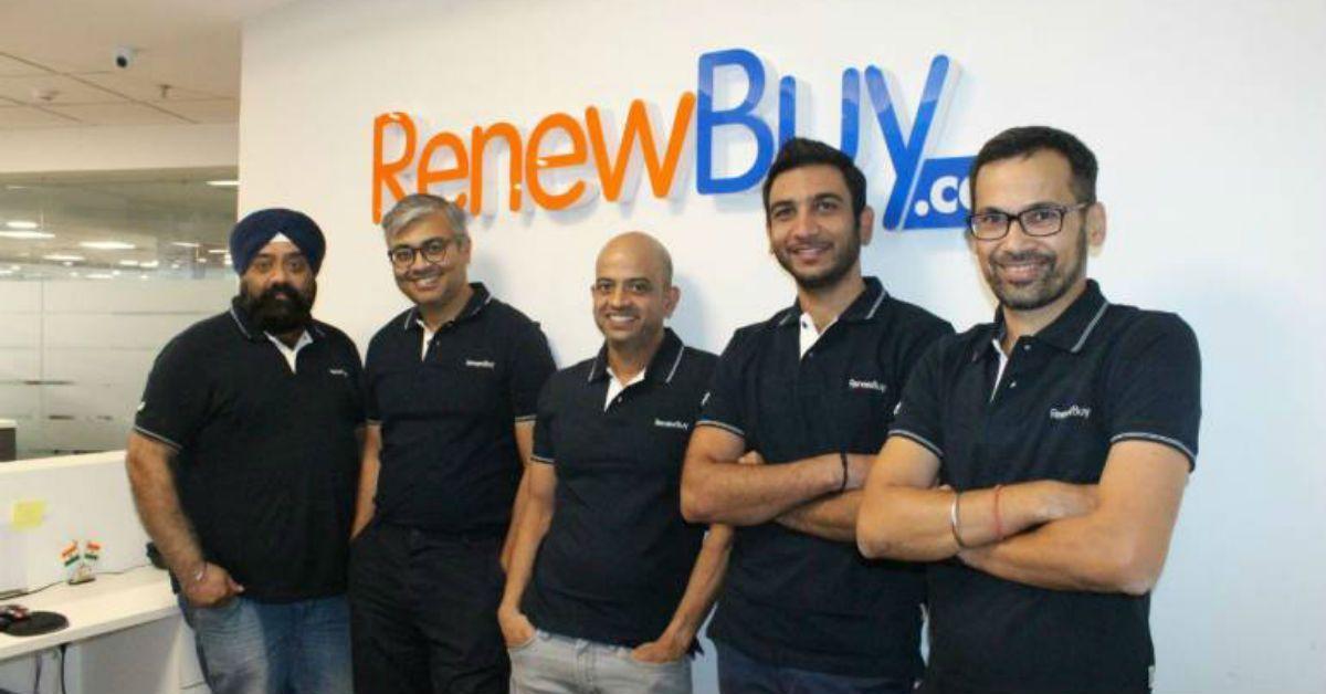 Insurance startup renewbuy raises 19 mn funding from lok