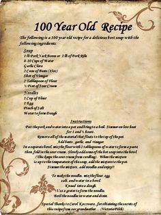 Old Recipes On Pinterest 20 Old Recipes Vintage Recipes Heirloom Recipes