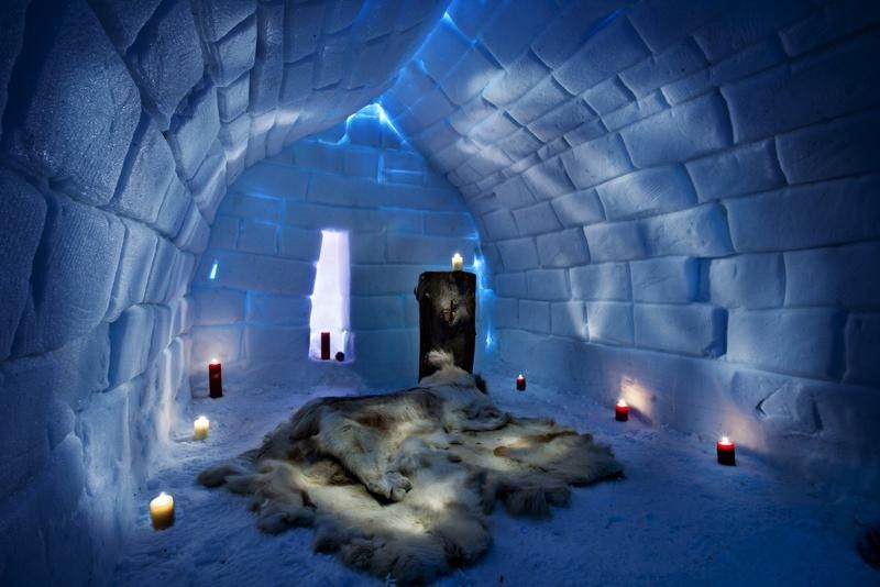 the Lapland igloo hotel and stay meet gays in rovaniemi