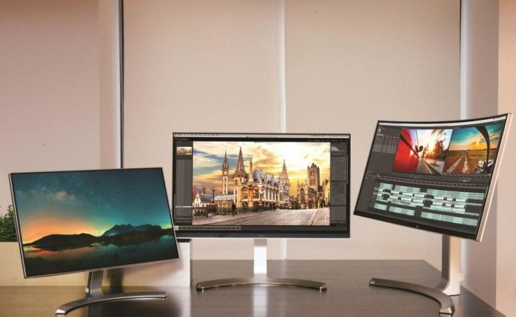 LG announces new 4K and QHD monitors with AMD FreeSync, Thunderbolt 2 and USB Type-C in lead-up to CES 2016