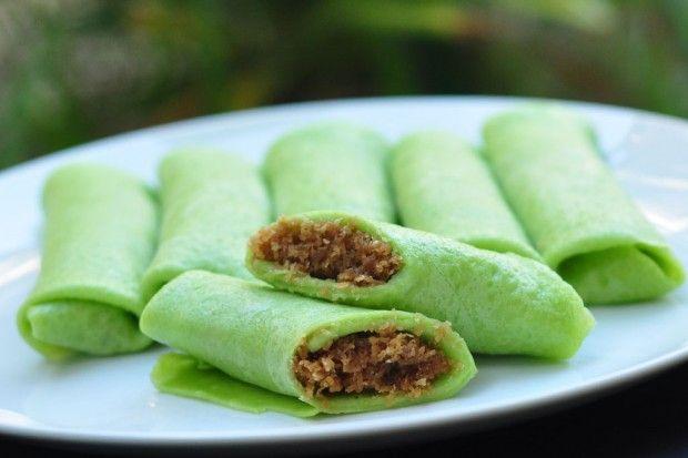 Resepi Kuih Ketayap Recipe Food Amazing Food Recipes