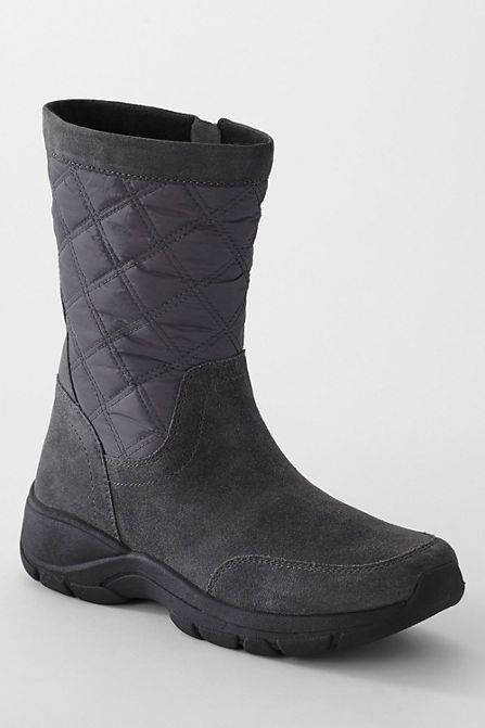 8888a9ff8a Women s All Weather Boots from Lands  End