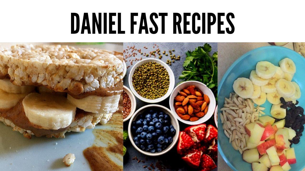 Daniel fast food list pdf daniel fast guidelines