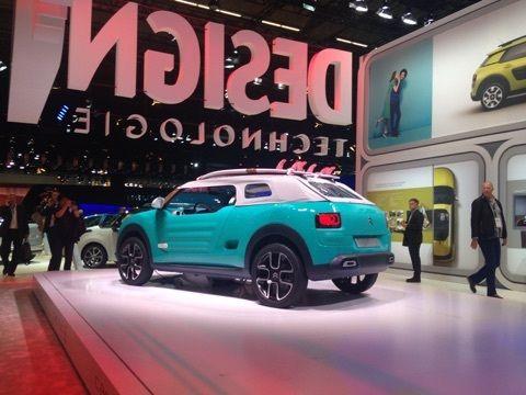 Citroën a présenté au Salon automobile de Francfort son concept car Citroën Cactus M qui a fait grand bruit. A cette occasion, Talent Prod a été fier d'effectuer un casting pour cet événement. La Citroën Cactus M sera exposée du 17 au 27 septembre au...