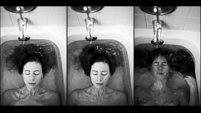 Bathwater by Jeremy Hildebrant. Created using still images from Canon 5D Mark II