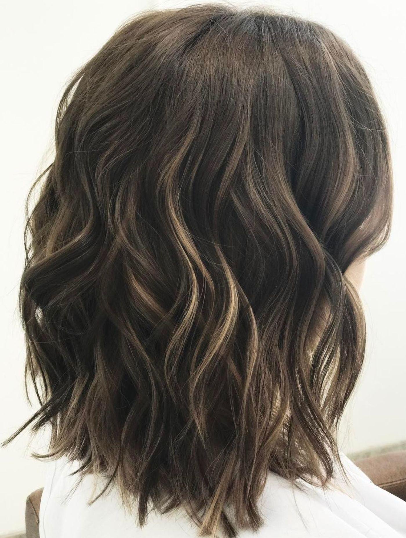 12 Sensational Medium Length Haircuts for Thick Hair  Haircut for