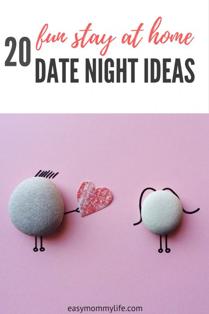 20 fun stay at home date night ideas for couples free printable