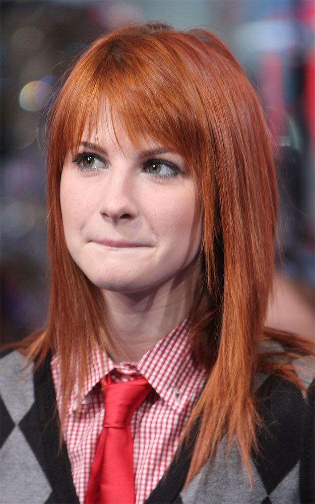 Orange Brown Hair Hayley Williams Hair 20600434 625 1000g 625