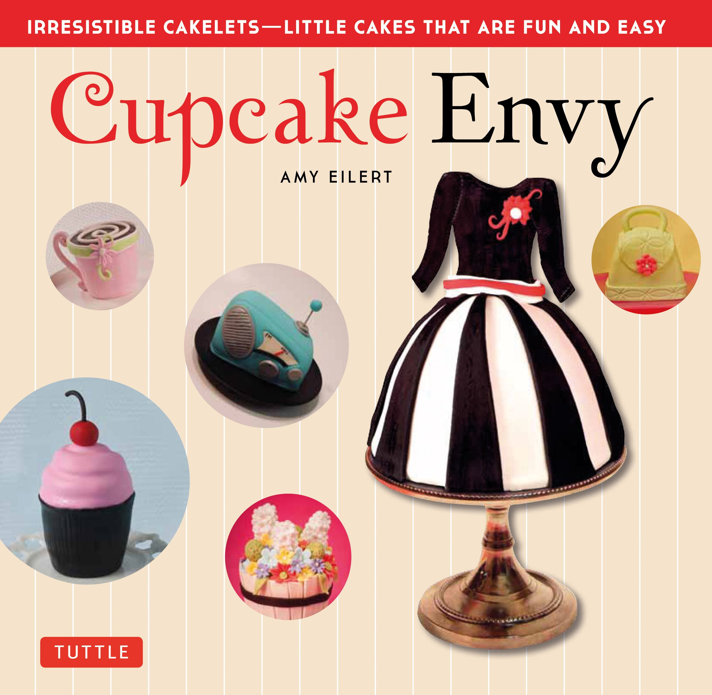 """""""These unique cakelets will also be a great way to expand ..."""