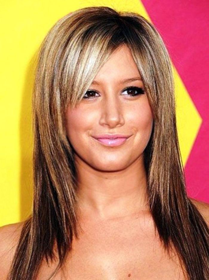 Medium Length Shag Hairstyles For Fine Hair