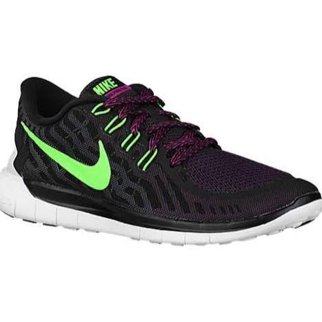 A la venta 2015 Nike Fashion Style Free 2014 - Mujer - negras/Fuchsia Flash/Light  Retro/Flash Lime 24383005