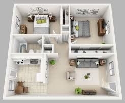 850 Sq Ft With Images Small House Design Plans Small
