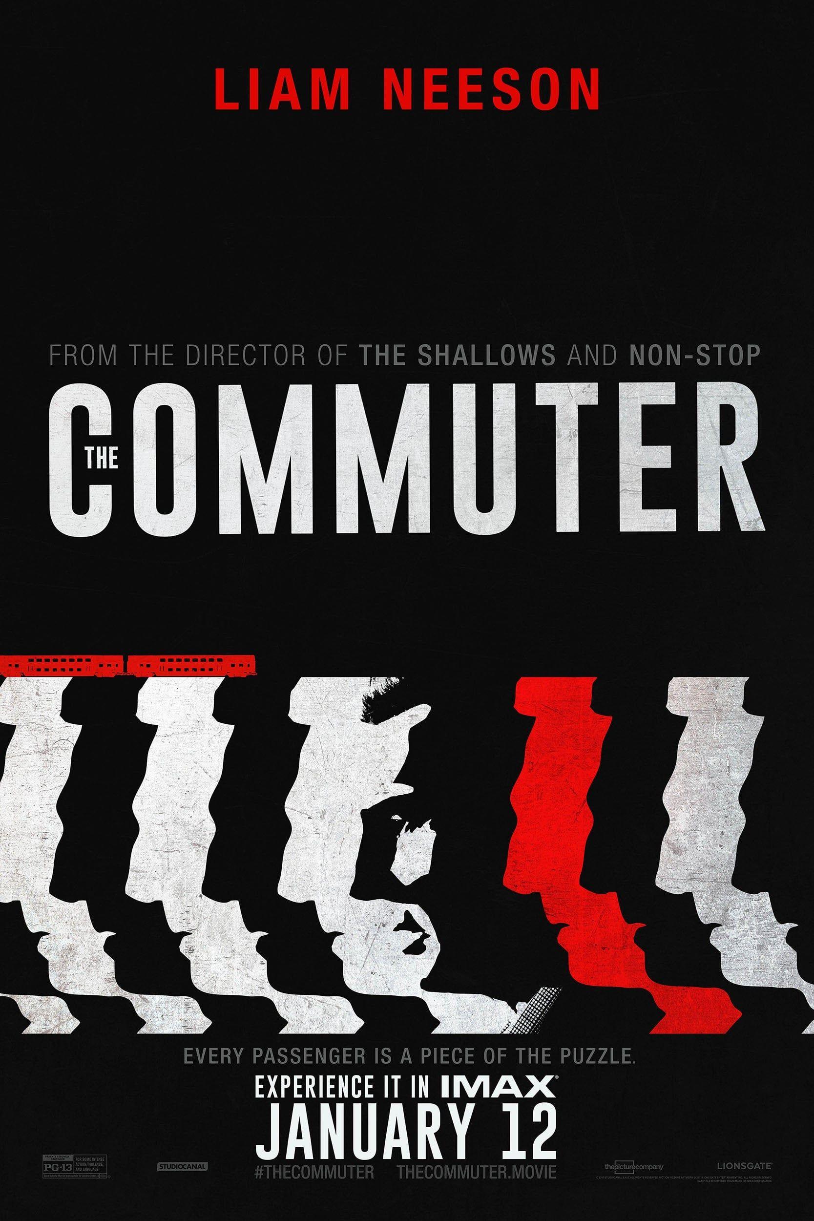The Commuter (2018) Full Movie (BluRay Quality) Enjoy