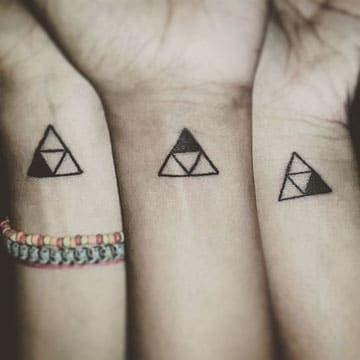 Tatuajes Para 3 Hermanos Y De Union Familiar Y Sangre Tatuajes
