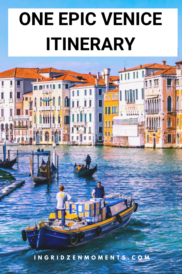 How many days in Venice? - IngridZenMoments | Best places to travel, Italy travel guide, Travel usa