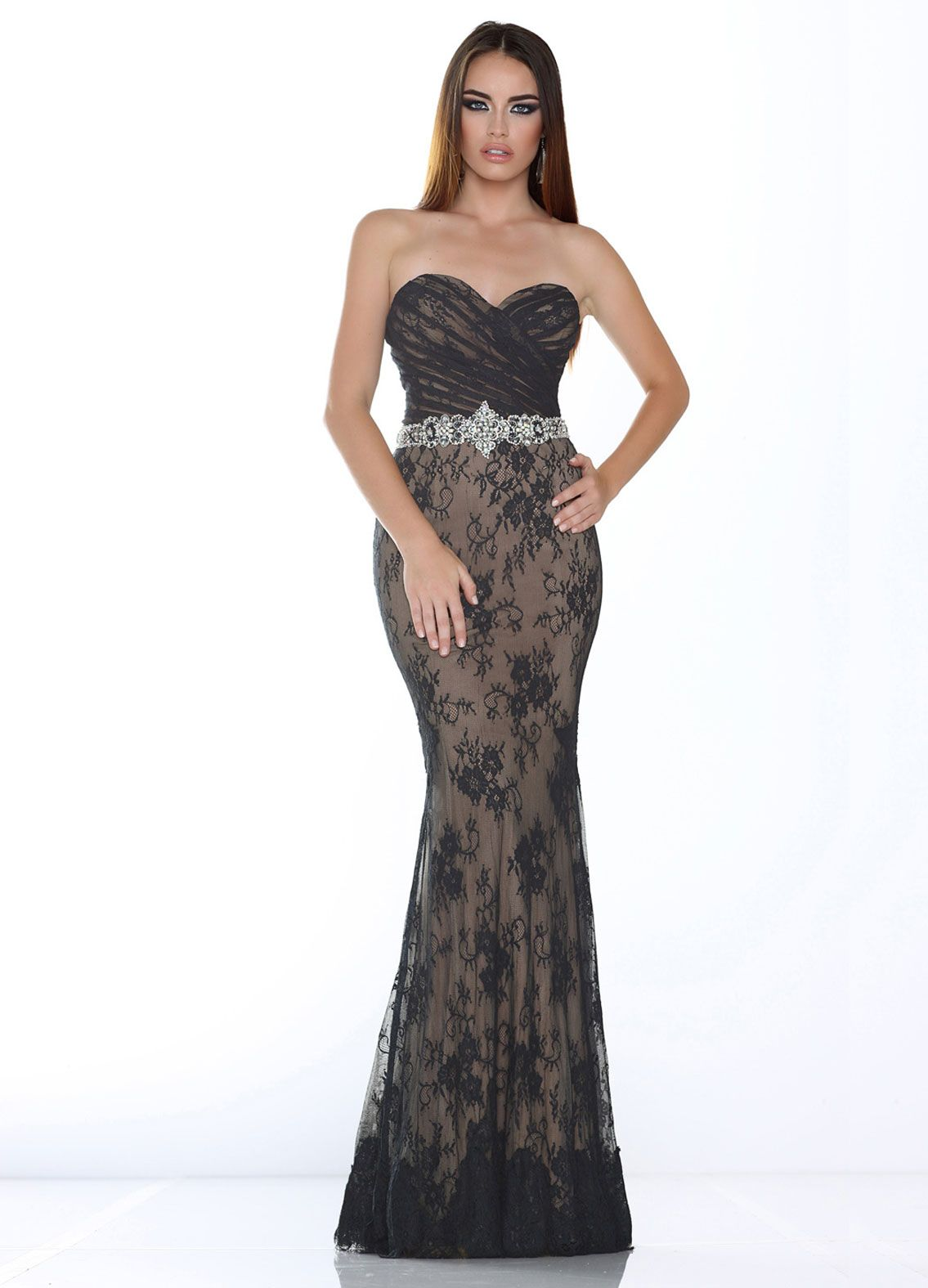 Prom Gowns by Xcite Prom I would love this dress night time wedding ...
