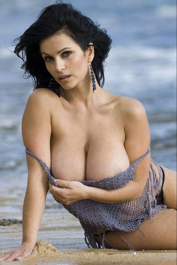 Denise Milani Hard Nipples 50