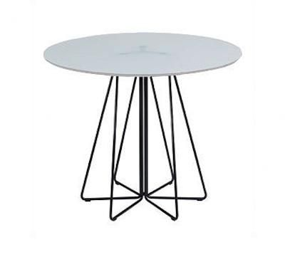 10 Easy Pieces Simple White Round Dining Tables Bakery