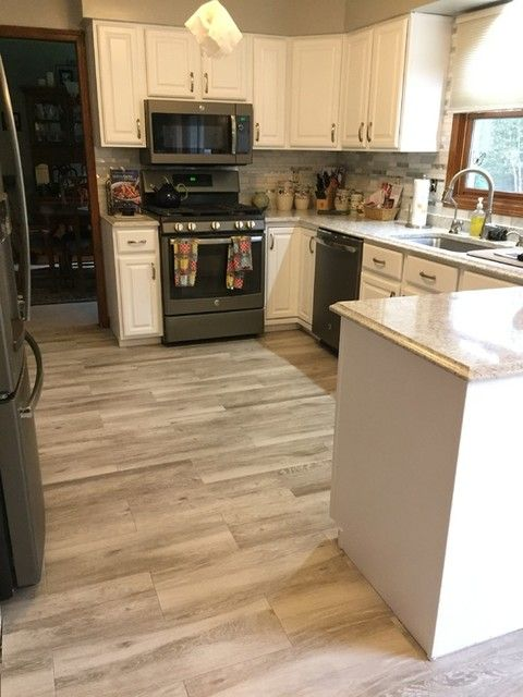 092 Tile. Sandalo Taupe Ceramic Floor Tile 9 X 26 In The Tile Shop Faux Wood Tiles Ceramic Floor Tile Tile Floor