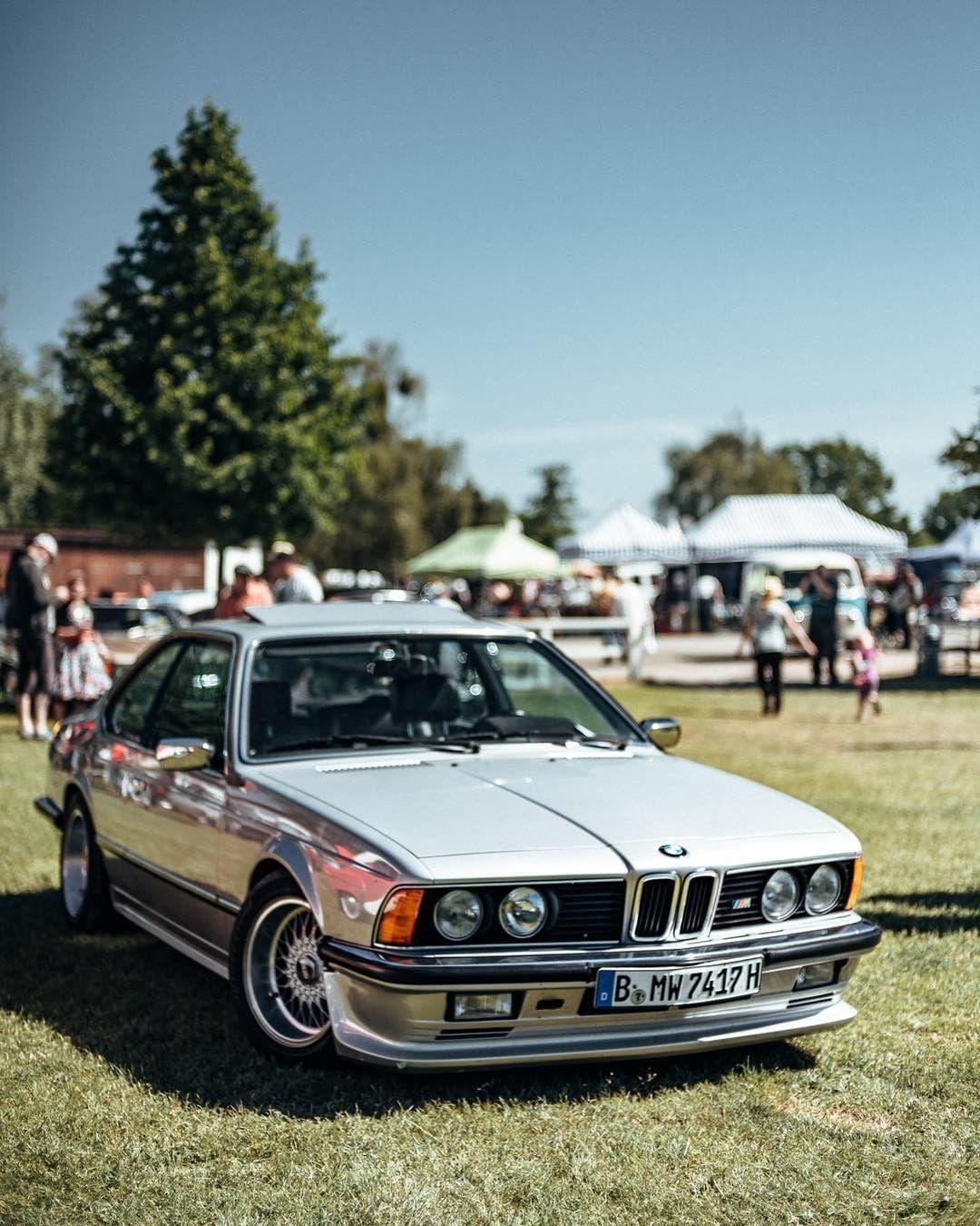 BMW E24 6 series silver   Bmw e24, Bmw 6 series, Bmw