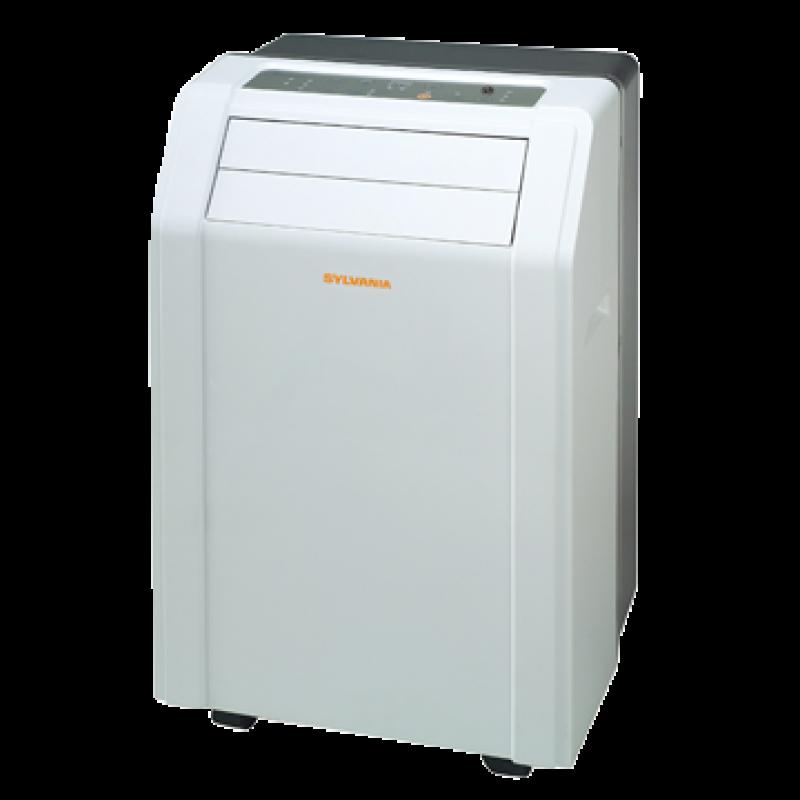 Sylvania 12 000 Btu Energy Star 3in1 Portable Air Conditioner Portable Air Conditioners Portable Air Conditioner Dehumidifer