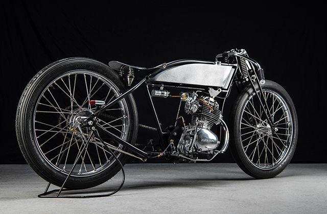 Douglas Board Tracker By Sabotage Cycles Pipeburn Com Motorcycle Electric Bike Honda S