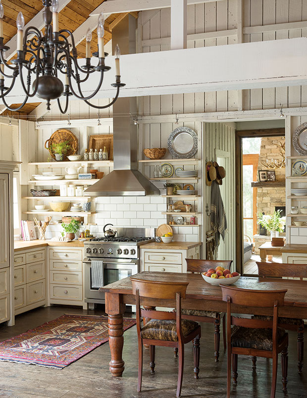Find Your Cottage Style: 24 Rustic Canadiana Decorating ... on Rustic:mophcifcrpe= Cottage Kitchen Ideas  id=21299