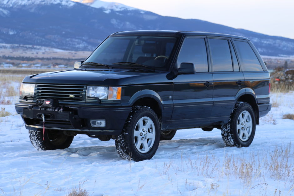 2000 Land Rover Range Rover Holland And Holland Edition Range Rover Land Rover Range Rover For Sale