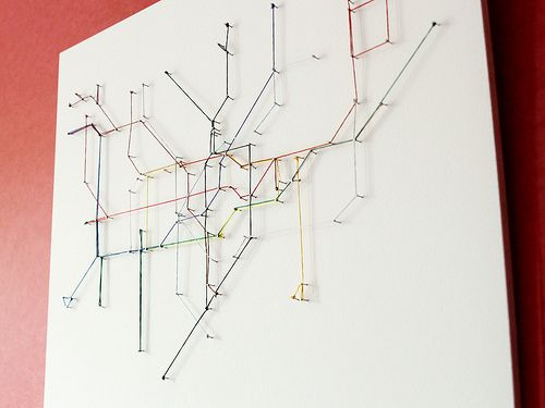 String Tube Map