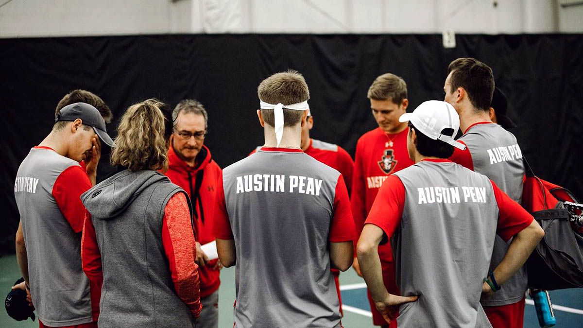 Apsu mens tennis releases 2019 schedule austin peay
