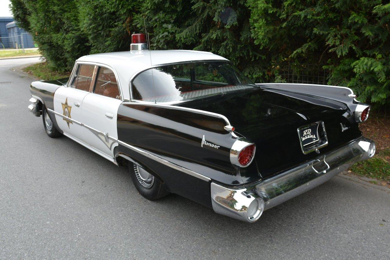 Puckstopshere999 1960 Dodge Dart Pioneer Police Car Classic