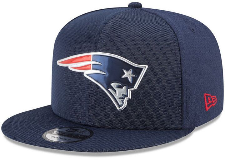 c19bdfb9eee New Era New England Patriots On Field Color Rush 9FIFTY Snapback Cap ...