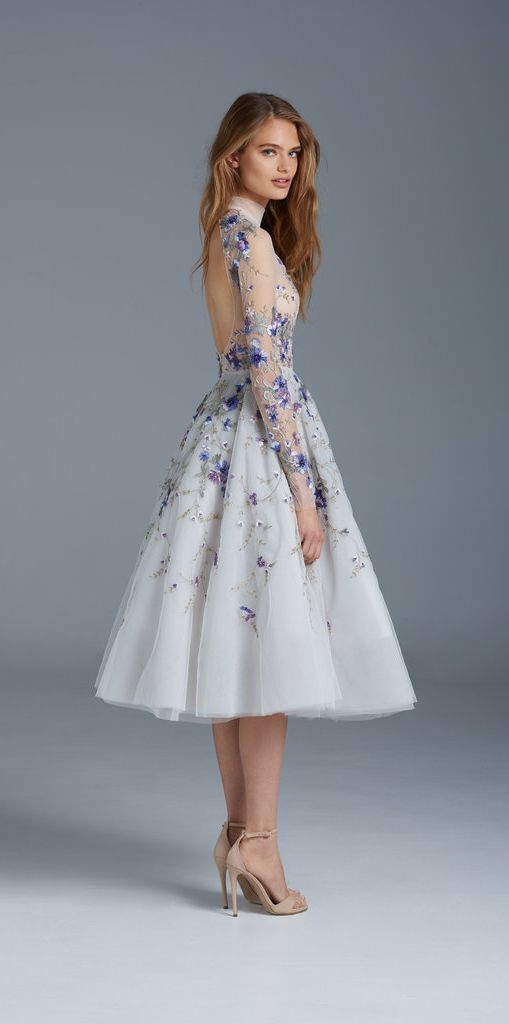 Floral Themed Prom Dresses