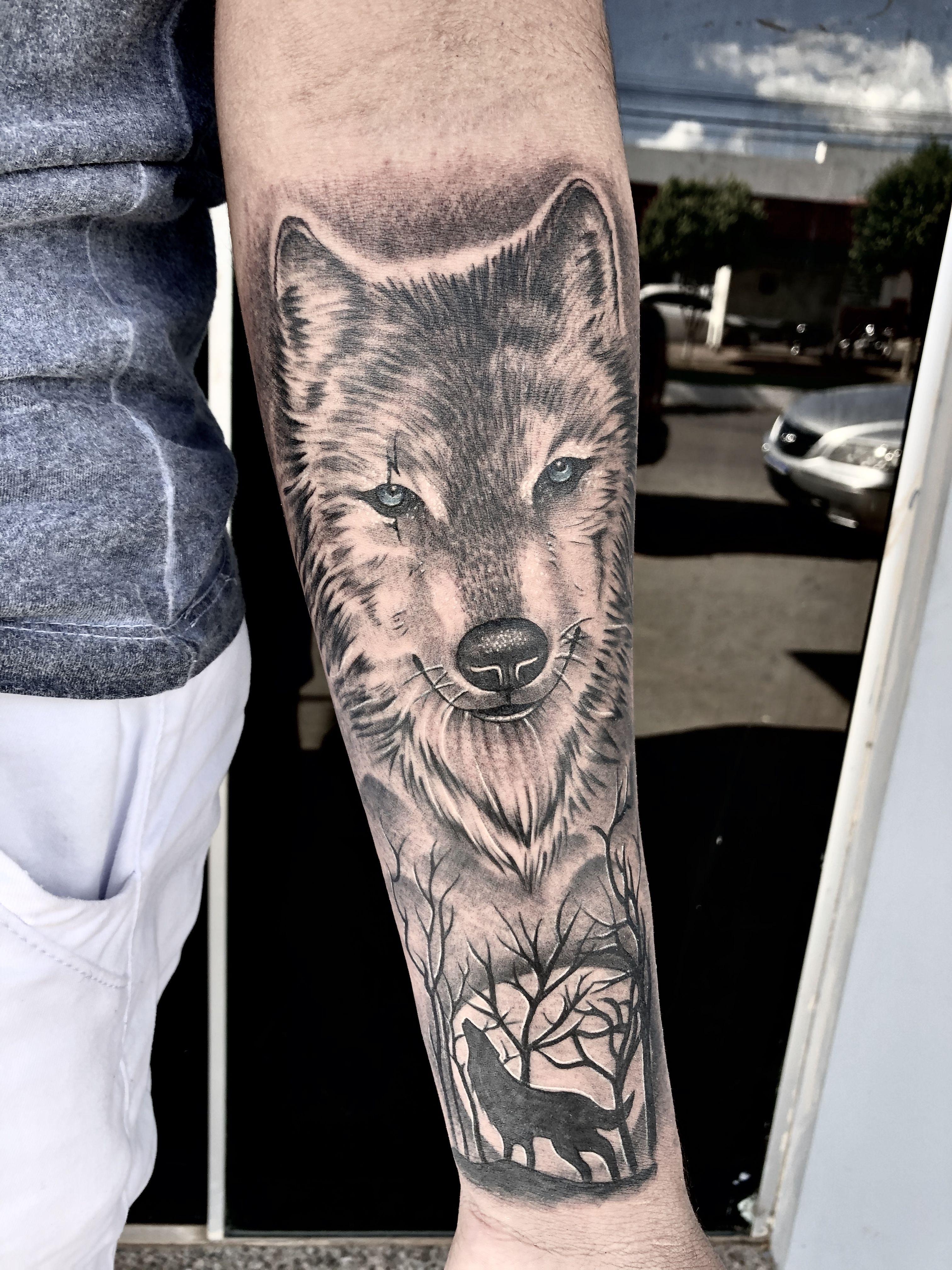 Feita pelo @eloir.tattooink