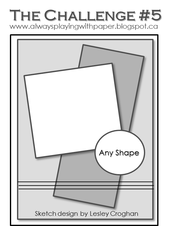 Always Playing With Paper The Challenge 5 Bingo Card Sketches Card Sketches Templates Card Patterns