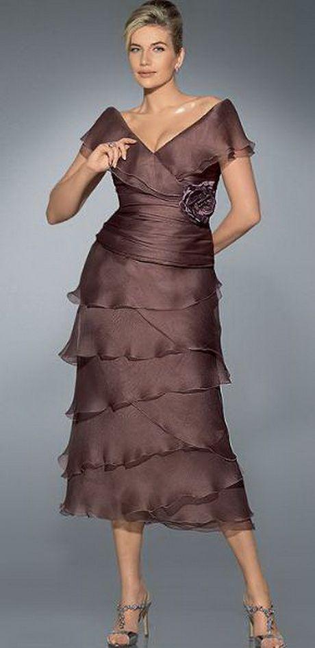 Vestidos de noche elegantes para dama