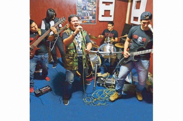 El metal de Scar Heavy surgió en Bastión (Video)