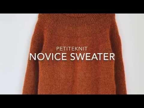 Photo of Novice Sweater