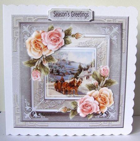 Winter Season by Margaret McCartney