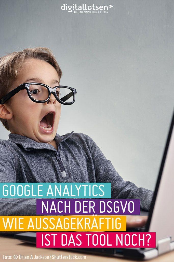 Google Analytics Nach Der DSGVO - Wie Aussagekräftig Ist ...