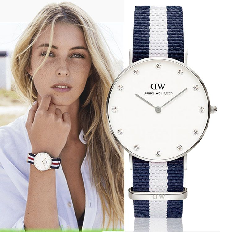 Happy Friday from FMJ!! Spring is here...don't waste time with an old watch. The hottest watch of the year...DW!