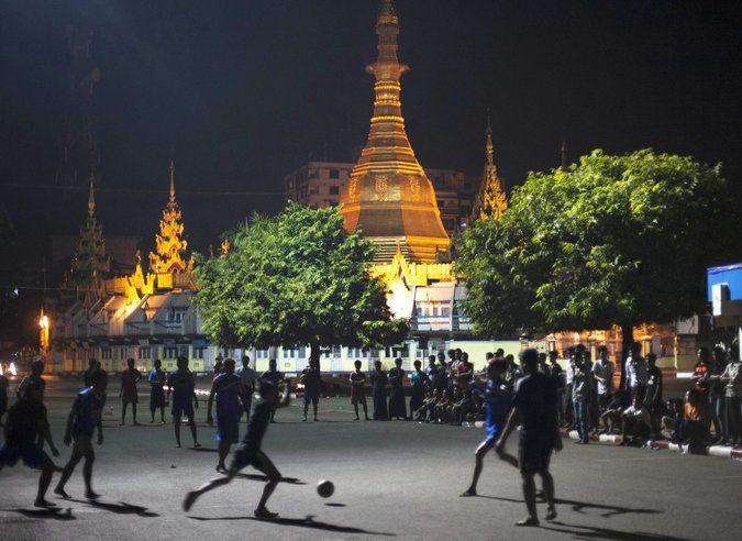 Myanmar soccer tips