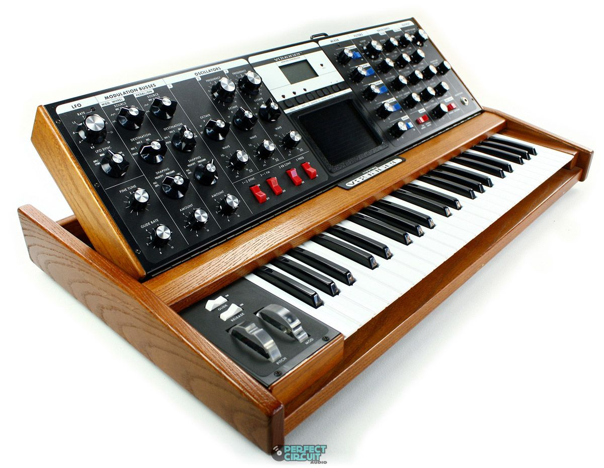 The Early Years Of The Moog Synthesizer | Moog