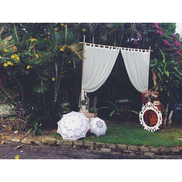 wedding  pelamin  wedding dais  dais  diy  pallet  rustic