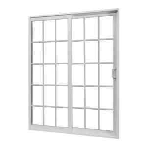 Home depot 72 in x 80 in white right hand sliding patio door home depot 72 in x 80 in white right hand sliding patio planetlyrics Gallery