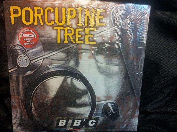 Porcupine Tree – Live At BBC Radio 1993-1996