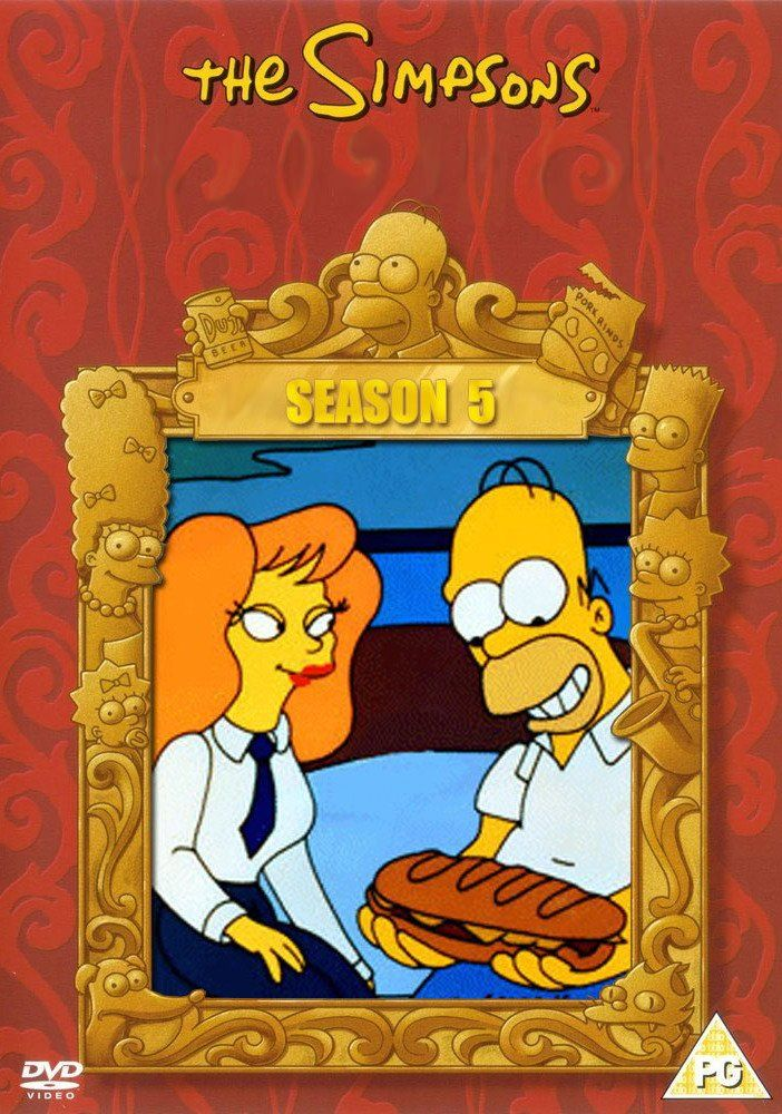The Simpsons 1989 Poster Tvposter Net The Simpsons The Simpsons Movie The Simpsons Season 5
