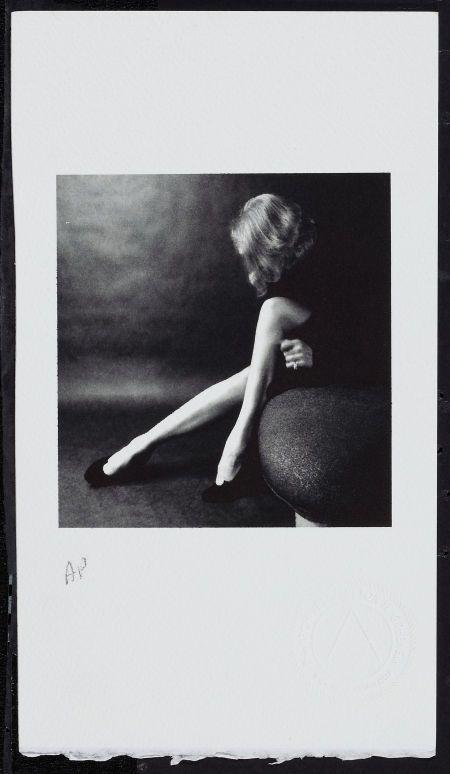 Marlene Dietrich by Milton H. Greene