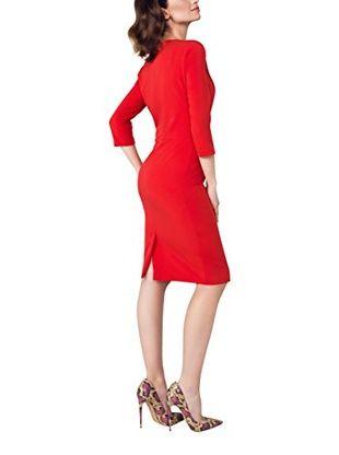 Peperuna Kleid Pe133 (rot)
