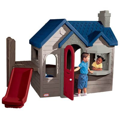 Little tikes playhouse little tikes endless adventures for Little tikes house